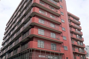 西蒲田サンロードダイヤモンドマンションの外観