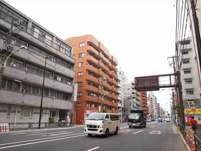 藤井ニックハイム門前仲町第2の外観