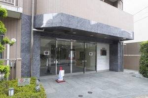 日神パレステージ板橋本町のエントランス