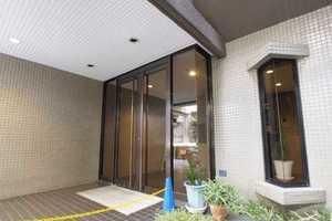 板橋本町アーバンライフのエントランス