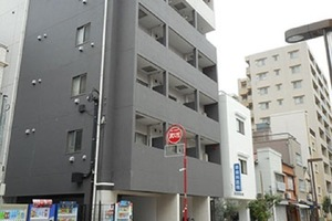 ライズコート錦糸町の外観