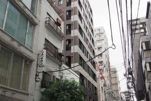 コノエ東日本橋駅前の外観