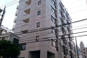 ホーユウコンフォルト蒲田の外観