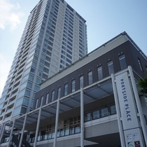 横浜ポートサイドプレイスタワーレジデンス