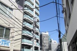 グランスイート渋谷桜丘町の外観