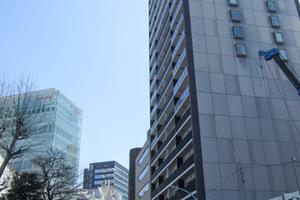 ザパークハウス渋谷美竹の外観