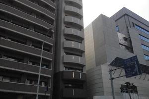 メイクスデザイン渋谷神泉の外観