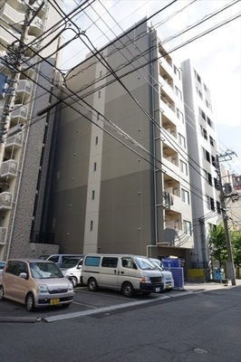 バージュアル横浜鶴見2の外観