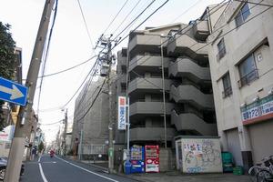 ホームズ笹塚の外観