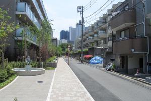 パティオ北新宿の外観