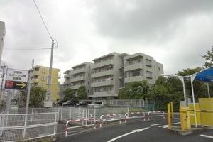 綾瀬ガーデンハウスの外観