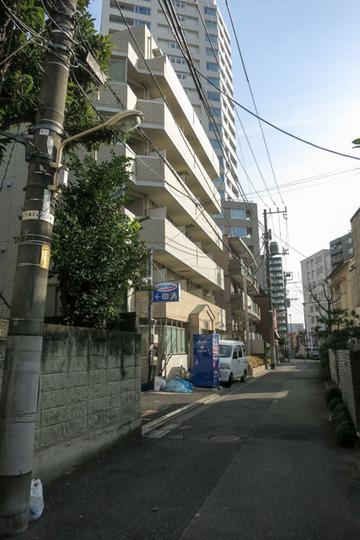 パークウェル渋谷本町の外観