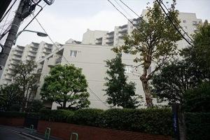 三田ハウスの外観