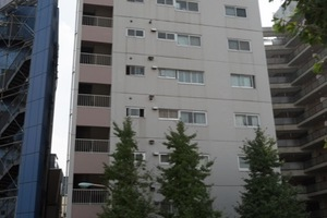 パラシオン高円寺の外観