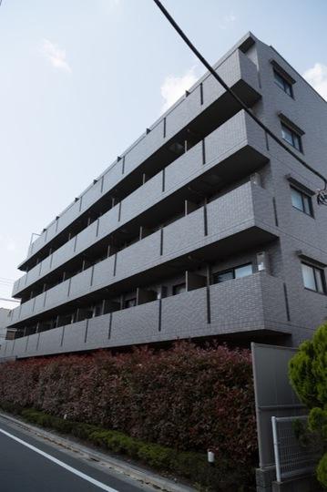 ルーブル練馬高野台弐番館の外観