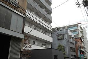 ライジングプレイス錦糸町2番館の外観