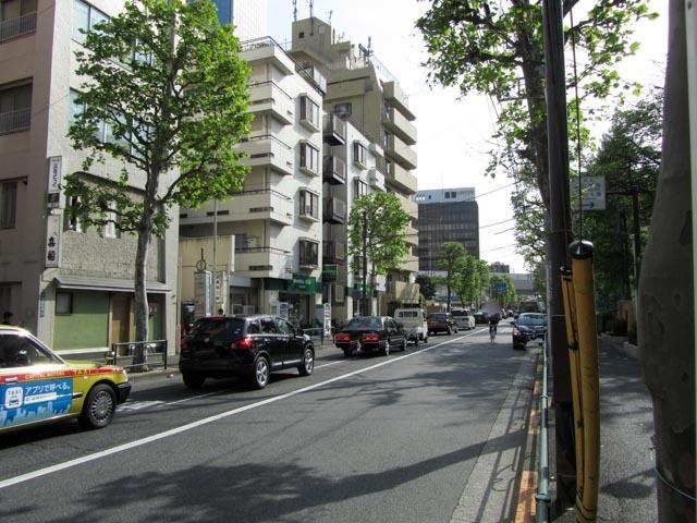 イヅミタウン新宿の外観