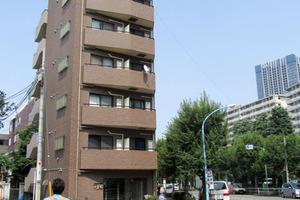 菱和パレス北新宿の外観