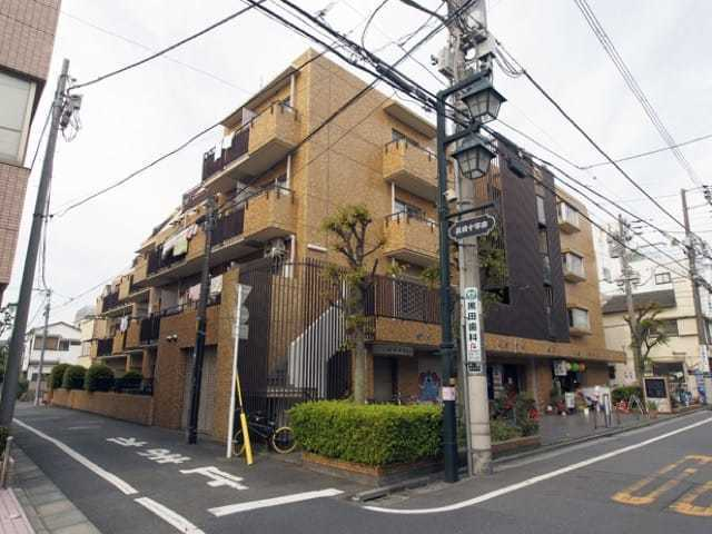 ライオンズマンション東長崎の外観