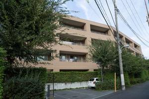 ハイコート浜田山壱丁目の外観