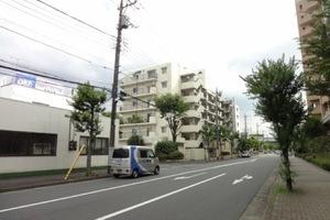 コスモ葛飾鎌倉の外観
