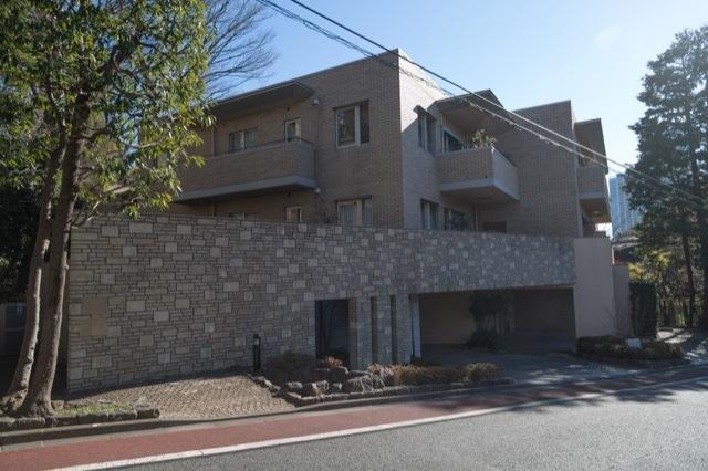 東急ドエルプレステージ瀬田(ノース・サウス)の外観
