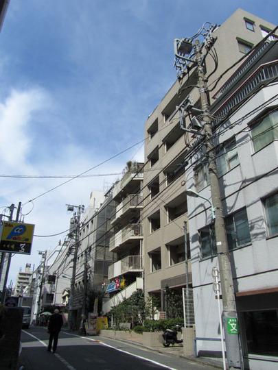 藤和シティスクエア渋谷の外観
