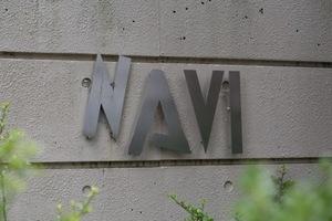 ナビ新桜台の看板