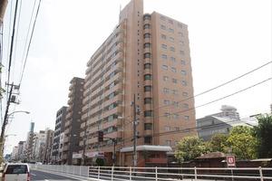 錦糸町第2ローヤルコーポの外観