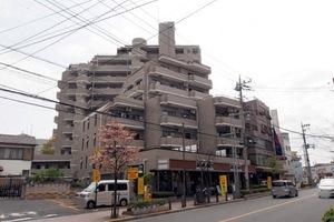 ヴェラハイツ竹ノ塚の外観