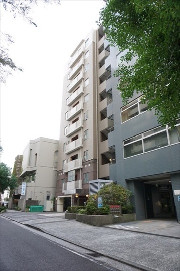ミオカステーロ横浜関内の外観