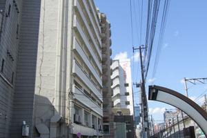 恵比寿マンション(渋谷区)の外観