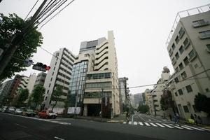 ビレヂ五反田の外観
