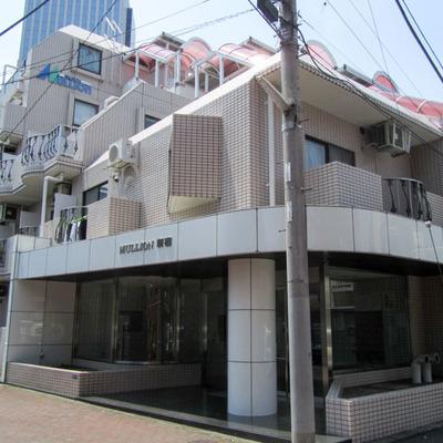 マリオン新宿