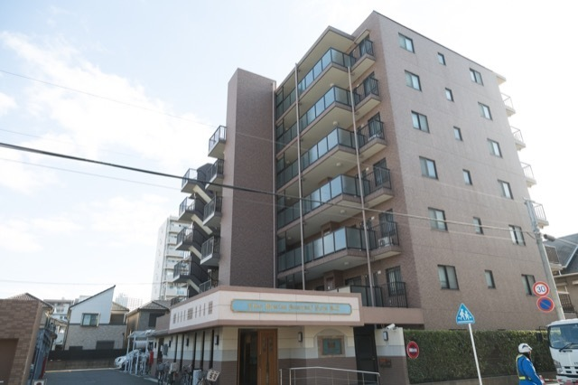 ライオンズマンション川口飯塚第3の外観