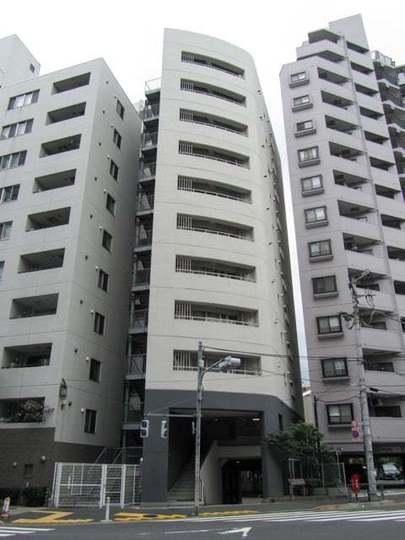 ライオンズマンション目黒青葉台タウンハウス