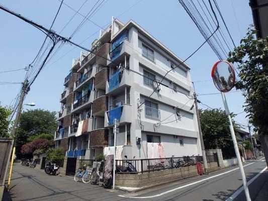東長崎マイコーポの外観