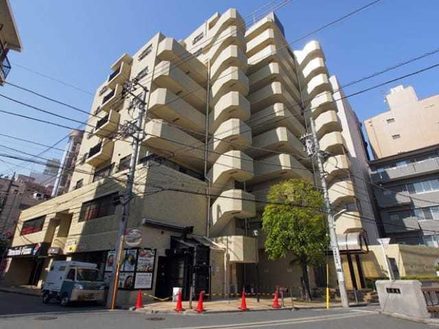 高田馬場シティハイツ