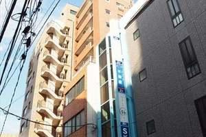 朝日飯田橋マンションの外観