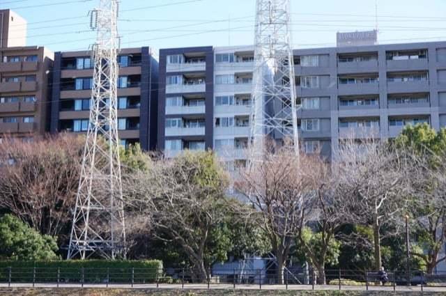 リシェ新横浜パークフロントの外観