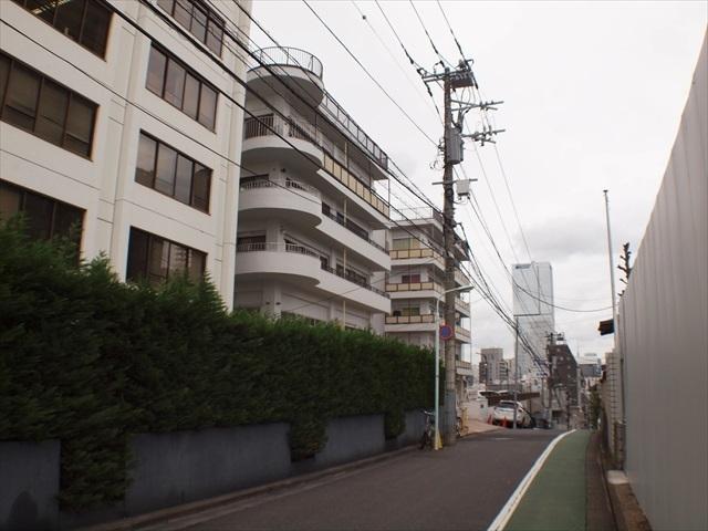 赤坂パレスマンションの外観