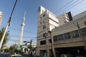 トーシン横川ビルの外観