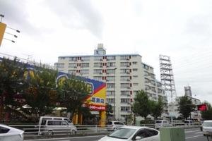 サンパレス青戸の外観