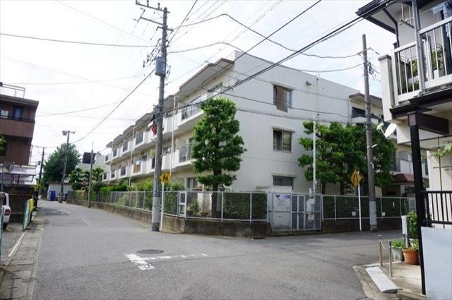 日商岩井第2武蔵小杉マンションの外観