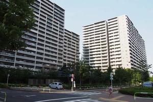 東京フロンティアシティパーク&パークスの外観