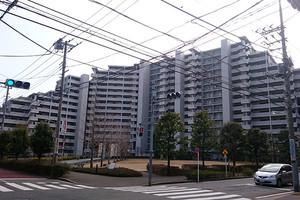 東京サーハウスの外観