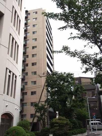 アデニウム浅草桜橋の外観
