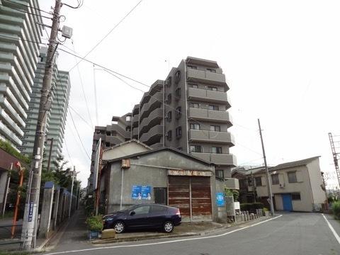 ライオンズマンション葛飾渋江公園の外観