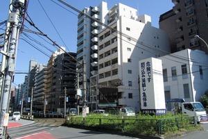 高田馬場ダイヤモンドマンションの外観