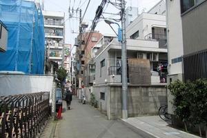 メリーライフ新宿の外観